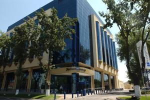 Radisson Blu Tashkent Hotel