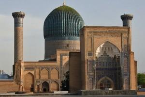 Madrasa and Mausoleum of Bibi-Khanym