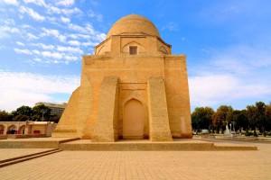 Ruhabad Mausoleum