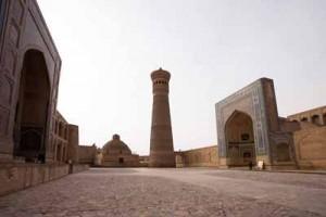Vabkent Minaret