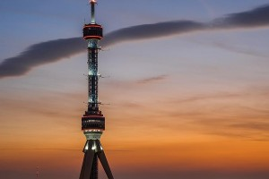 TV Tower-The tallest tower in Central Asia