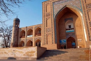 Madrassah Kukeldash: the center of Muslim education